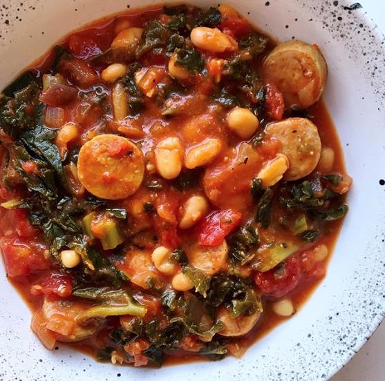 sausage-white-bean-and-kale-soup